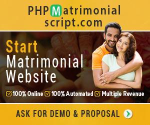 matrimonial script demo